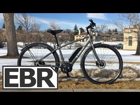 Trek Verve+ Video Review - $2.3k Four Sizes, Two Frame Styles, Neighborhood Electric Bicycle