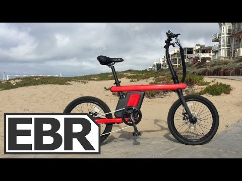 Zycle Video Review - $1.5k Sturdy Folding Electric Bike, Lightweight, 4 Colors, Lights