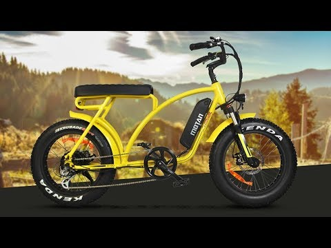 ADDMOTOR M60 E-bike