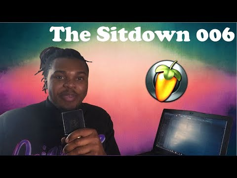 Making Trash Music with FL Studio (turned out pretty good) | The Sit Down 006