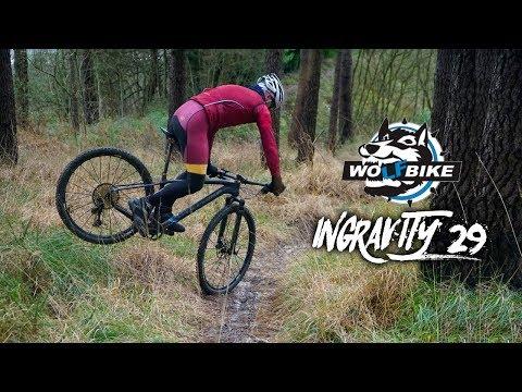 Saca tu lado más salvaje con la Wolfbike INGRAVITY 29
