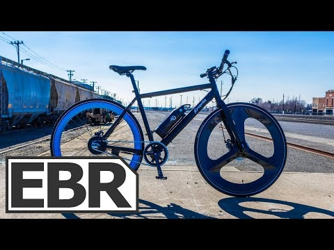 Propella V2.0 Single-Speed Video Review - $1.2k Stealthy Urban Electric Bike