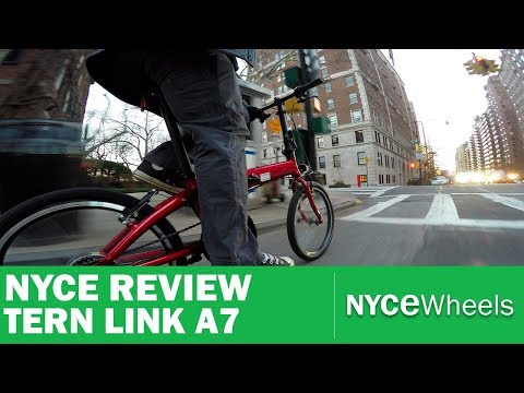 Tern Link A7 - $399 Folding Bike Review