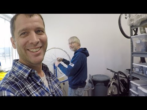 Electric Bike Outfitters Tour, Hi-C Battery Repair Interview