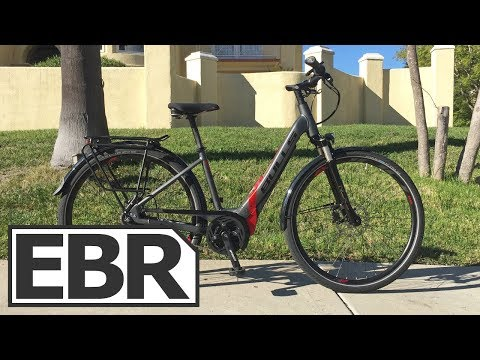 BULLS Lacuba EVO E8 Video Review - $3.8k Multiple Sizes, Frame Style Options, Popular Electric Bike