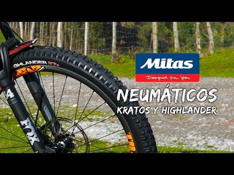 Poniendo a prueba los neumáticos KRATOS y HIGHLANDER de MITAS