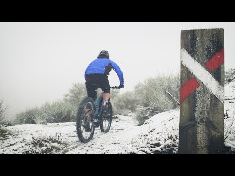 ATOM X: Winter. Rain. Snow… Get on the bike!