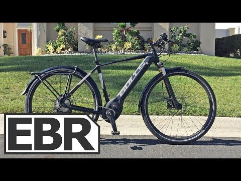 BULLS Urban EVO Video Review - $4.4k Fast 28 MPH Bosch Speed Electric Bike
