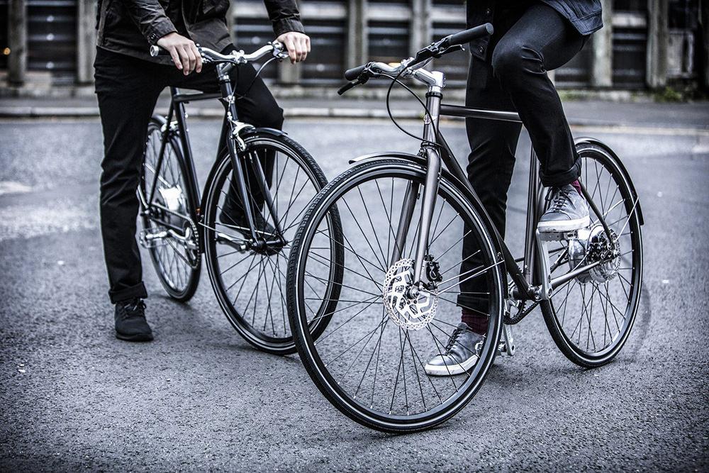 Cooper E e-bike