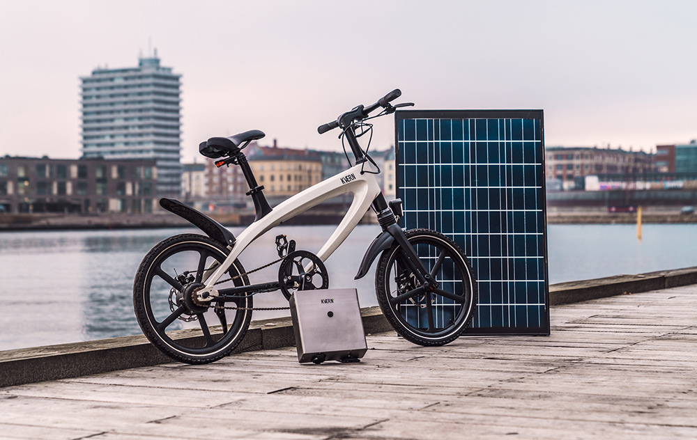 Kvaern e-bike