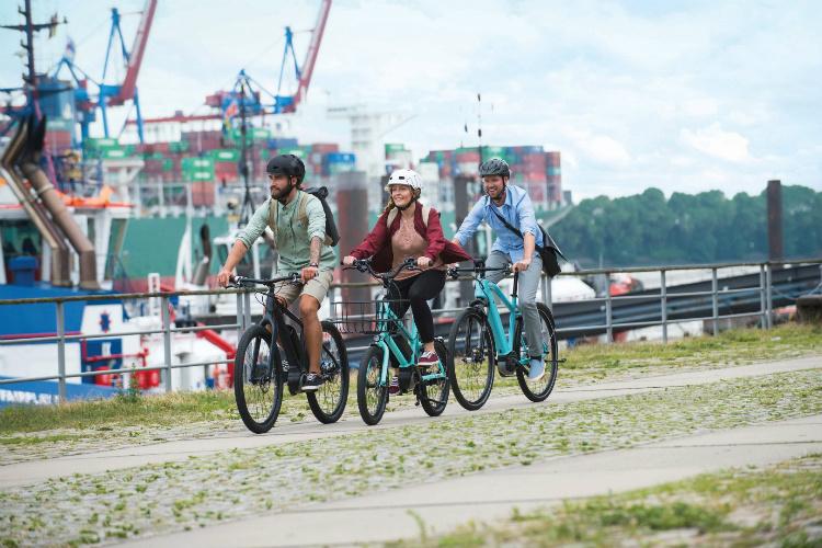 Bosch per il cicloturismo sostenibile