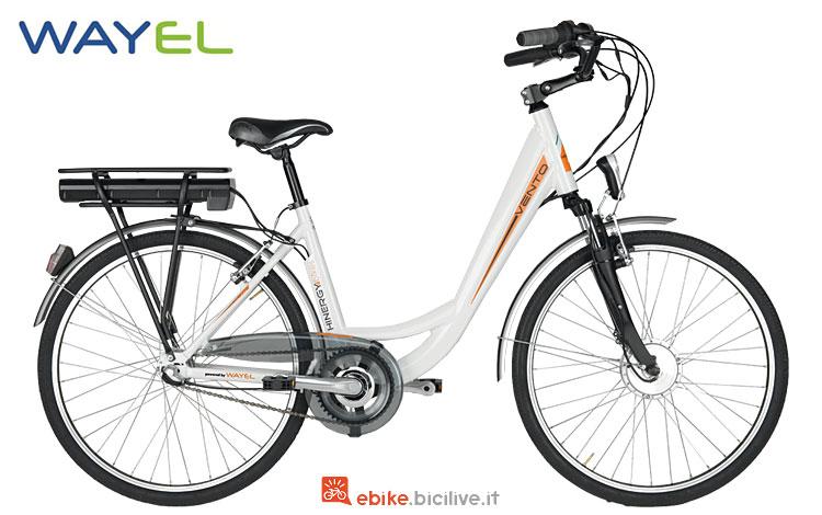bici elettrica da donna wayel 2018