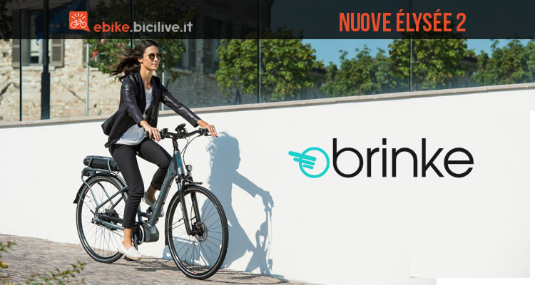 Nuove ebike Brinke Élysée 2 Alivio ed Élysée 2 DI2