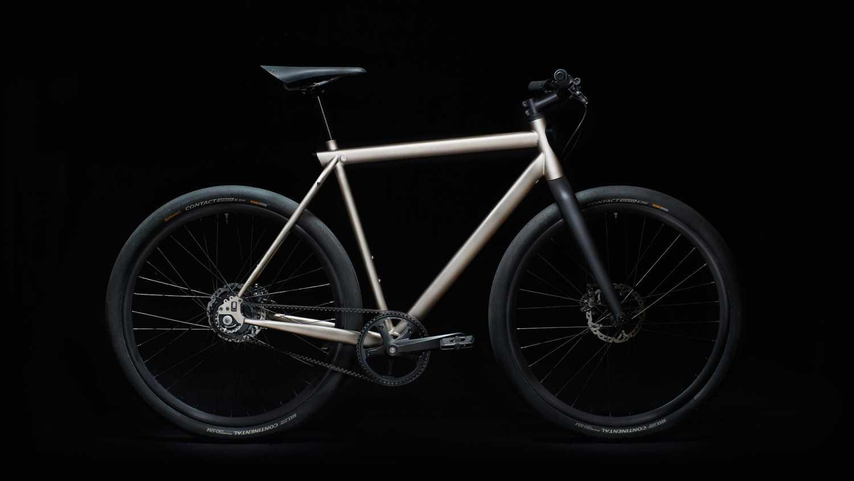 GEOS Gravel E-Bike
