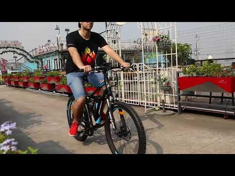 2018 Addmotor HITHOT H1 Electric Bike