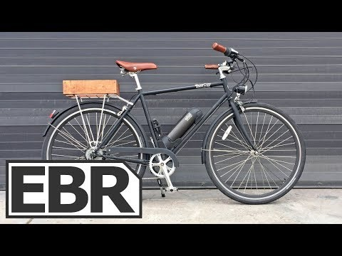 Electric Bike Outfitters Phantom Kit Video Review - $1.1k Lightweight, Stealthy, Quiet, Ebike