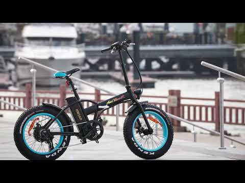 ADDMOTOR MOTAN M150 Electric Bicycle 2018 New Upgrade