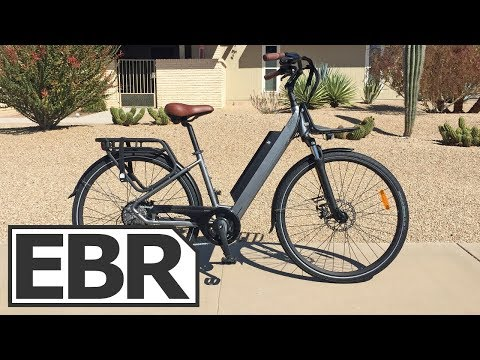 iGO Electric Elite Video Review - $1.8k Ergonomic, Low-Step, Short Electric Bicycle