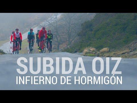 Monte Oiz - Vuelta a España | Infierno de hormigón