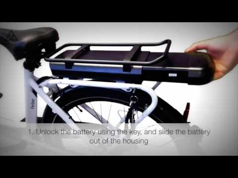 How to Remove  Ferber Battery