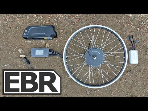 Electric Bike Outfitters Front Range 2.0 Kit Video Review - $1.4k Powerful Ebike Kit
