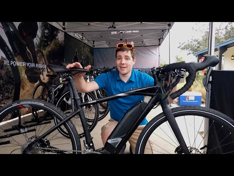 Yamaha Bicycles Road bikes: First Impressions CrossCore CrossConnect UrbanRush