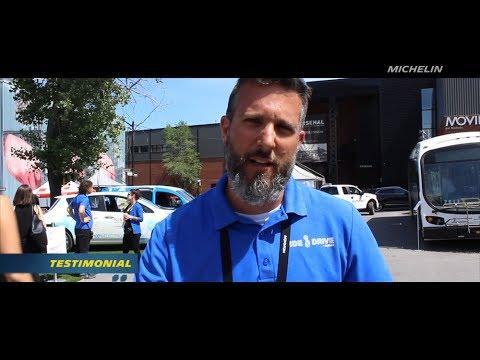 Michelin E-Drive System - Témoignages du Salon Movin'On 2017