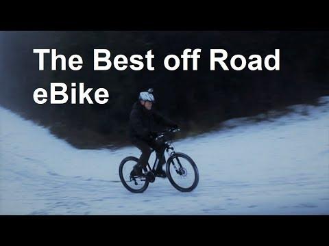 ebike - Extreme off Road eMTB Electric Mountain Bike