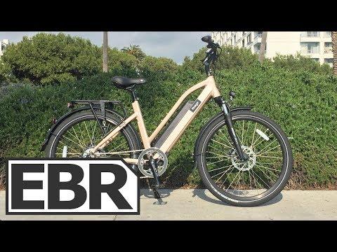 Amego Infinite Video Review - $2k Versatile, Beautiful, City Electric Bike