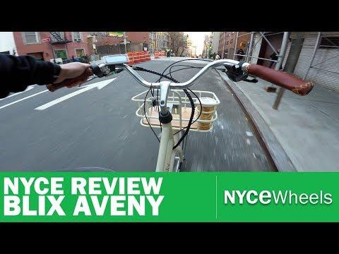 Blix Aveny - Electric Bike Review | Stylish and Comfortable