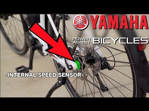 Yamaha Electric Bikes: Standard Equipment