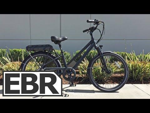Pedego City Commuter Black Edition Video Review - $3.8k Premium, Comfortable, Fun Ebike