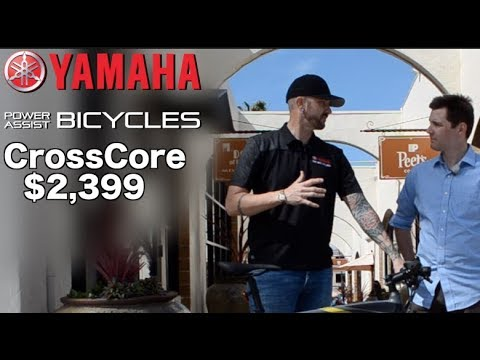 Yamaha CrossCore Price and Features