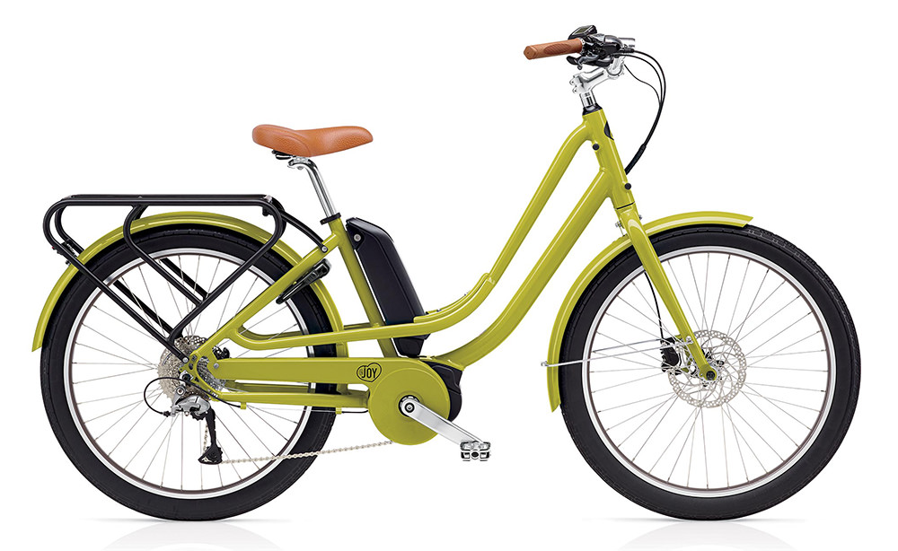 Benno ejoy 9d Citron-Green
