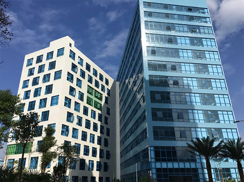 BMZ China Gebäude