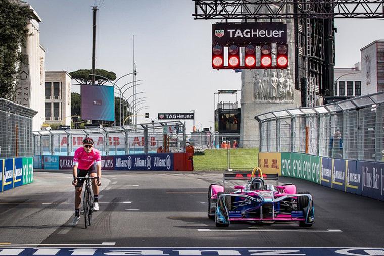 Giro E Italia e-bike