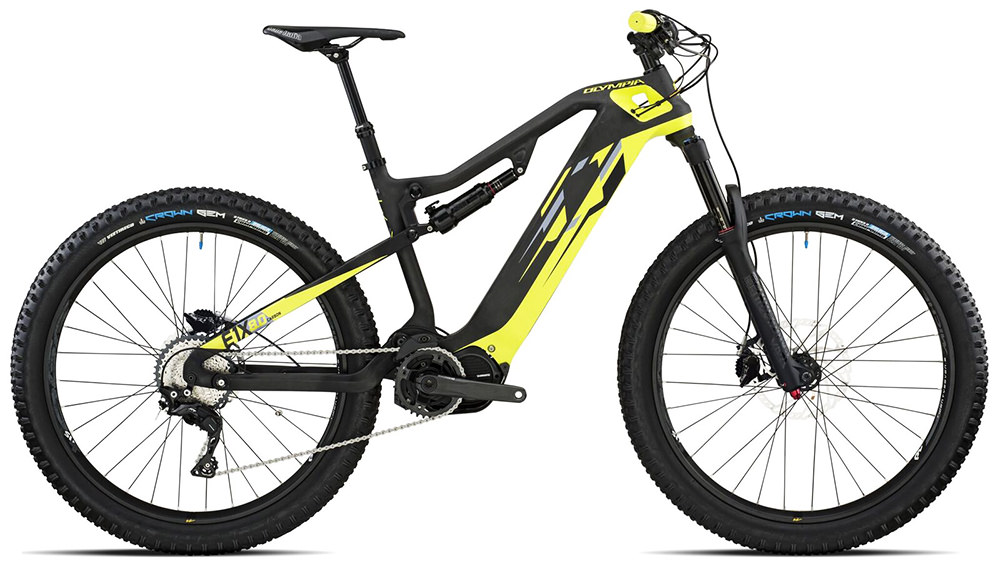 Olympia E1-X Carbon 8.0 -4