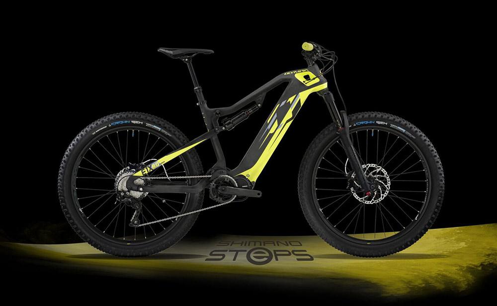 Olympia E1-X Carbon 8.0