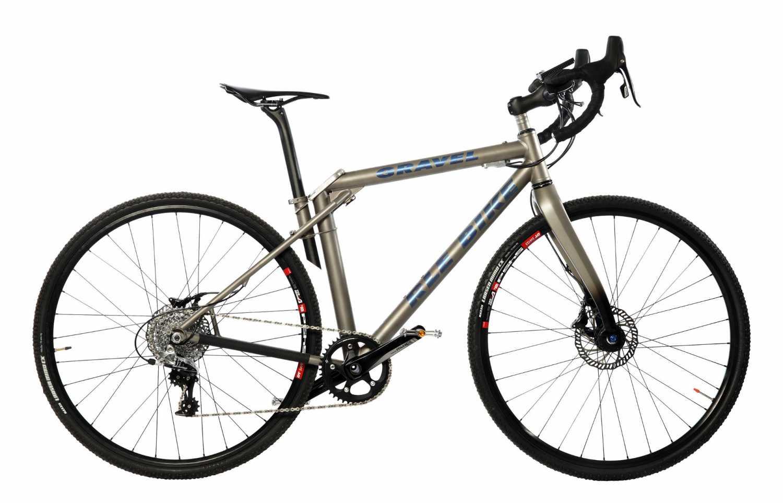 RLE Bikes Gravel 2018