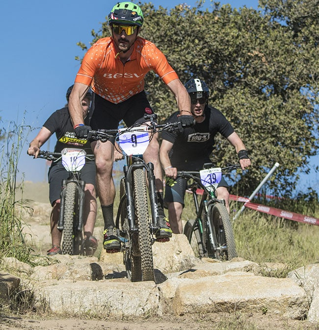Electric Bike Action, Bonnier and Electric Bike Events team up to present the first ever electric Endurocross eMTB race series