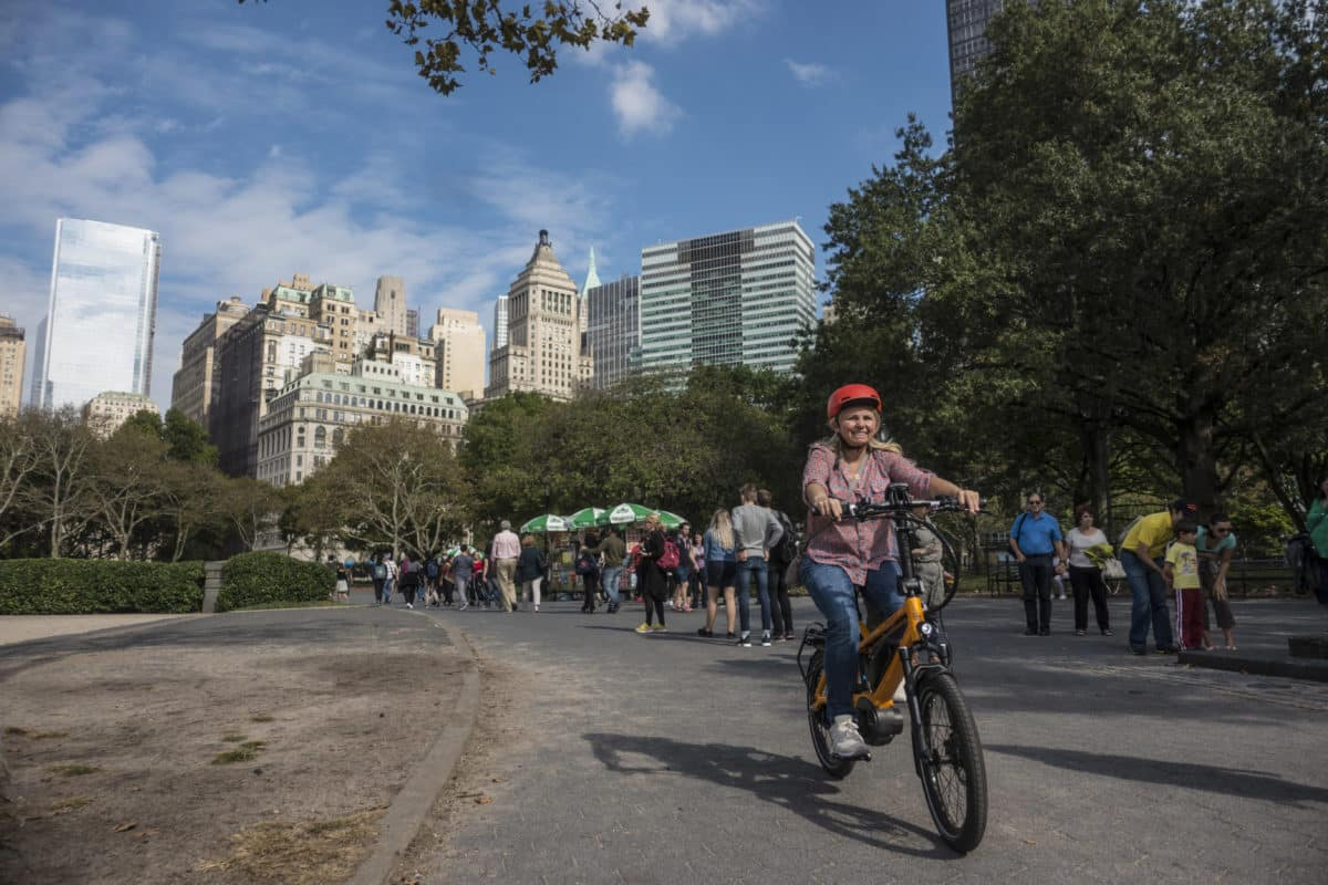 Bill de Blasio mayor of NYC to allow pedal-assist electric bicycles