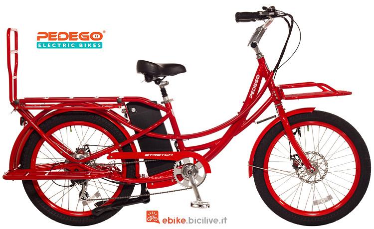 bici cargo elettrica Pedego dal listino 2018