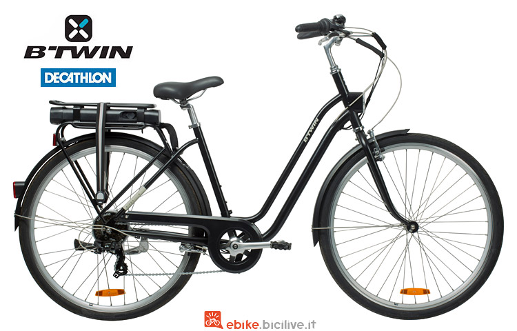 ebike economica entry level Btwin Elops 500