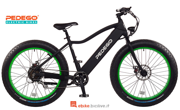 fat bike elettrica Pedego Trail Tracker
