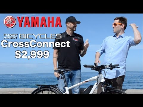 Yamaha CrossConnect Price and Features
