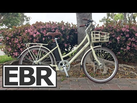 Blix Aveny Video Review - $1.9k Classically Styled Scandanavian Electric Bike