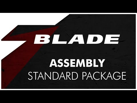 Blade Assembly - Standard Package