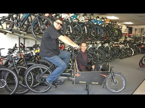 2018 Electric Bicycle Center Updates from Fullerton California