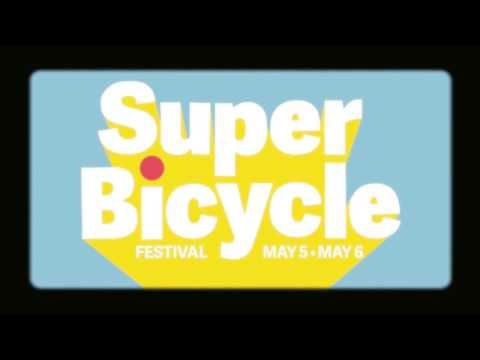 Super Bicycle Festival in the San Francisco Bay Area