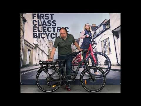 Wisper 705 SE Electric Step Through Bike Review